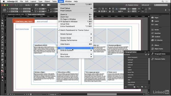 Keep Options: InDesign Typography Part 2