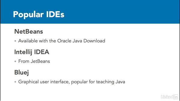 Popular IDEs: Overview of IDEs for Java