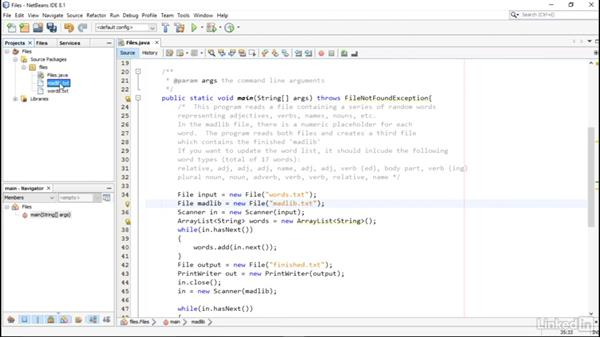 Where does the IDE store your files?: Overview of IDEs for Java