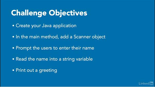 Challenge: Overview of IDEs for Java