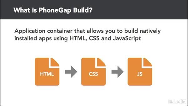 What is PhoneGap Build?: Learn PhoneGap Build: The Basics