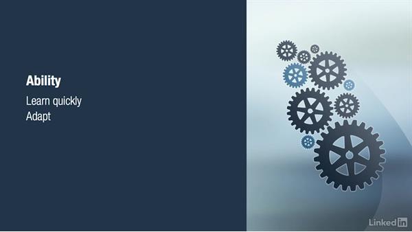 Characteristics of high potentials: Find and Retain High Potentials