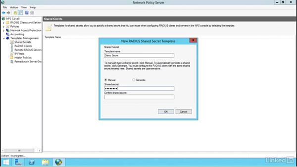 Install and configure NPS: Windows Server 2012 R2: Configure a Network Policy Server Infrastructure