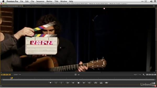 Organizing the media for Adobe Premiere Pro: DSLR Video Tips: Software