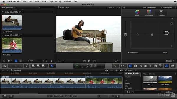 Post-processing to achieve a film look: Part one: DSLR Video Tips: Software