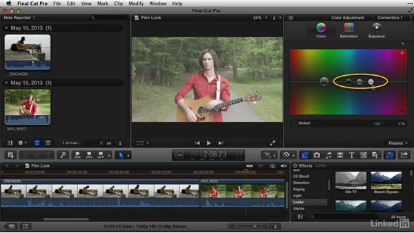 Post-processing to achieve a film look: Part two: DSLR Video Tips: Software