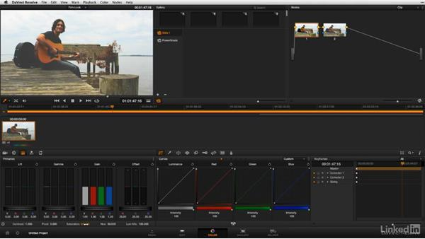 Color grading from scratch: DSLR Video Tips: Software
