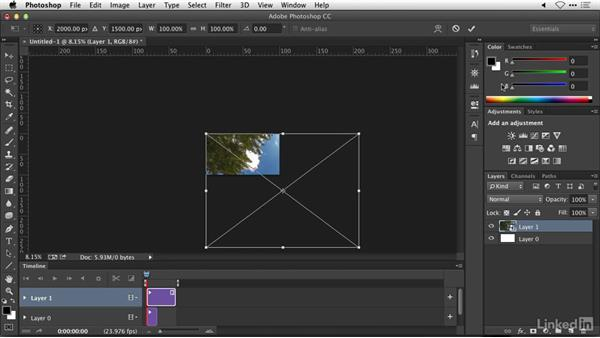 Assembling a time lapse in Photoshop: DSLR Video Tips: Software
