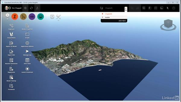 Using the Utility Bar: InfraWorks 360 Essential Training