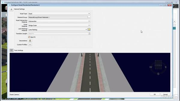 Creating a road style: InfraWorks 360 Essential Training