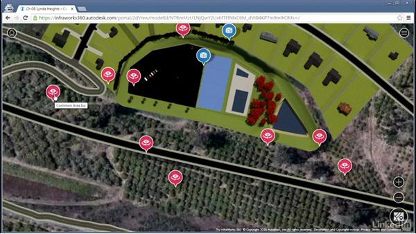 View your model online: InfraWorks 360 Essential Training