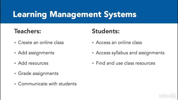 Introduction to the Moodle learning management system: Learn Moodle 3.1: The Basics