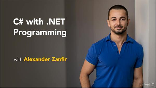 Next steps: C# with .NET Programming