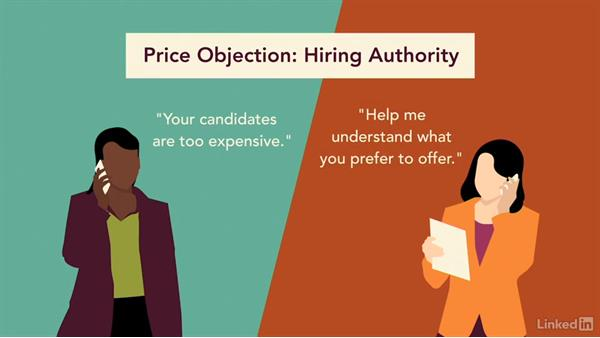 Overcome objections: Recruiting Fundamentals