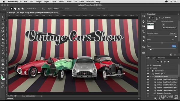 Designing 3D type: Premiere Pro Guru: 3D Titling for Video Editors