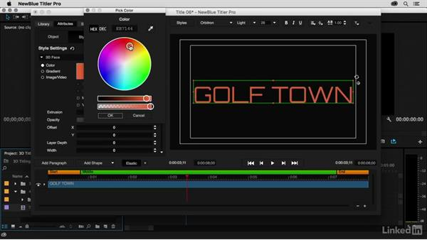 What is Titler Pro?: Premiere Pro Guru: 3D Titling for Video Editors