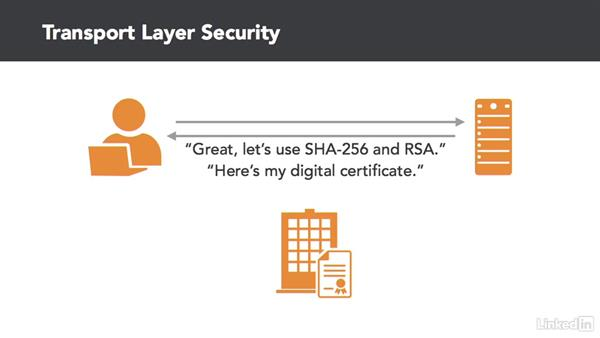 TLS and SSL: CompTIA Security+ Exam Prep (SY0-401): Cryptography