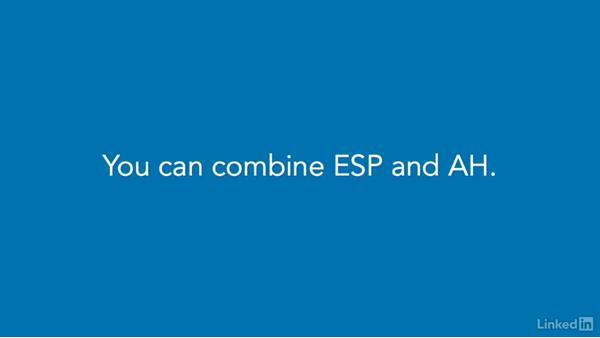 IPsec: CompTIA Security+ Exam Prep (SY0-401): Cryptography