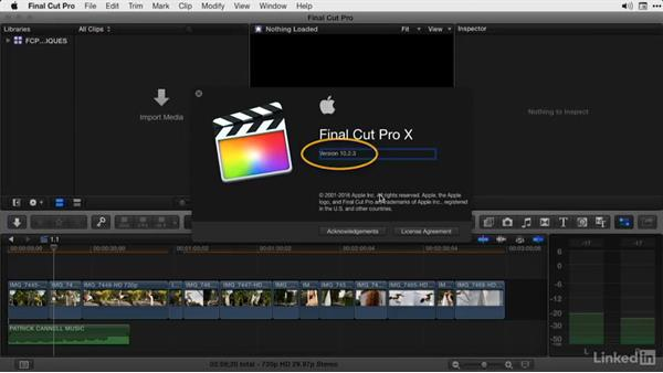 What you should know before watching this course: Final Cut Pro X Guru: Advanced Trimming