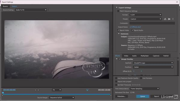 Effects: Premiere Pro Guru: Understanding Compression