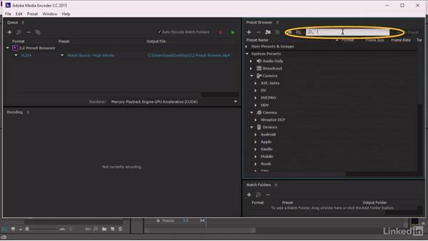 Preset browser: Premiere Pro Guru: Understanding Compression