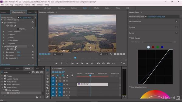 Troubleshooting: Video lacks clarity