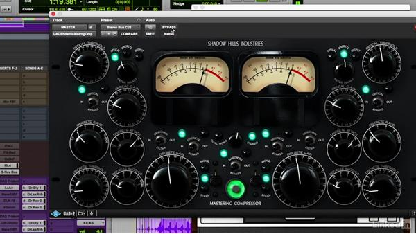 Adding punch and clarity to the stereo mix (master bus): Mixing Techniques for Pop Music, Part 2