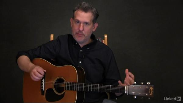 Welcome: Acoustic Guitar Lessons with Bryan Sutton: 3 Rhythm and Voicings
