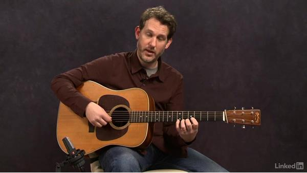 Fretting Hand Review: Acoustic Guitar Lessons with Bryan Sutton: 3 Rhythm and Voicings