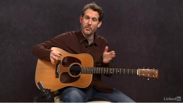 Hammer and Pull (Key of G) - Exercise 1: Acoustic Guitar Lessons with Bryan Sutton: 3 Rhythm and Voicings