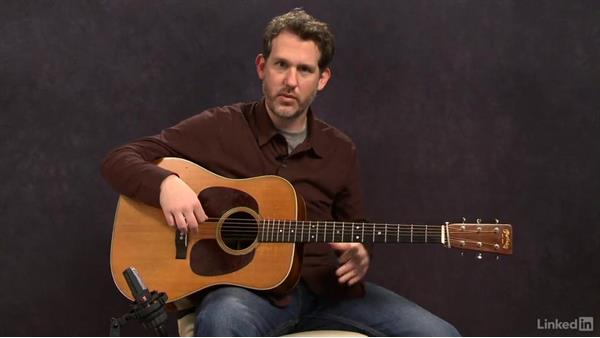 Hammer (Key of C) - Exercise 1: Acoustic Guitar Lessons with Bryan Sutton: 3 Rhythm and Voicings