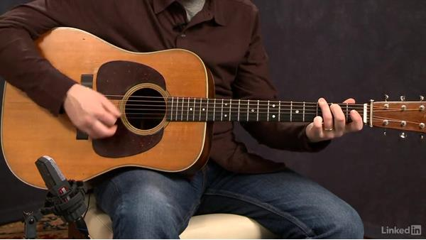 Intermediate Rhythm Exercise: Acoustic Guitar Lessons with Bryan Sutton: 3 Rhythm and Voicings