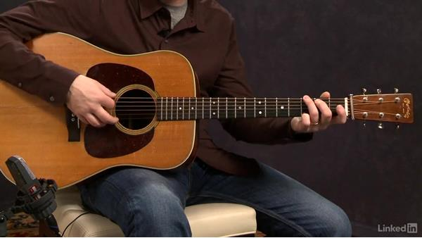 The G Run: Acoustic Guitar Lessons with Bryan Sutton: 3 Rhythm and Voicings