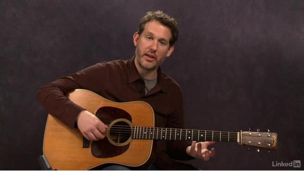 """""""Turkey in the Straw"""" (Intermediate) - Part 1: Acoustic Guitar Lessons with Bryan Sutton: 3 Rhythm and Voicings"""
