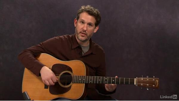 """Turkey in the Straw"" (Intermediate) - Part 2: Acoustic Guitar Lessons with Bryan Sutton: 3 Rhythm and Voicings"