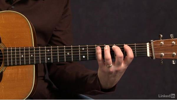 Major Scales: 2nd Position Closed - Key of D: Acoustic Guitar Lessons with Bryan Sutton: 3 Rhythm and Voicings