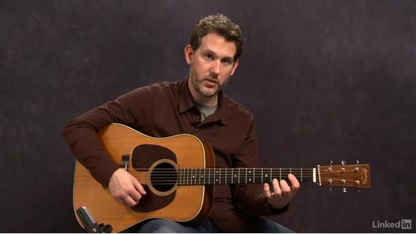 Pentatonic Scales: Closed Position - Key of G: Acoustic Guitar Lessons with Bryan Sutton: 3 Rhythm and Voicings
