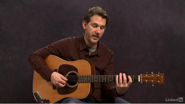 Pentatonic Scales: Closed Position - Key of C: Acoustic Guitar Lessons with Bryan Sutton: 3 Rhythm and Voicings