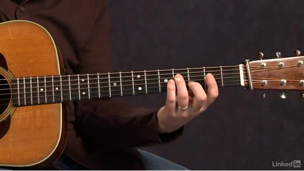Opening Up the Fretboard - Part 1: Acoustic Guitar Lessons with Bryan Sutton: 3 Rhythm and Voicings