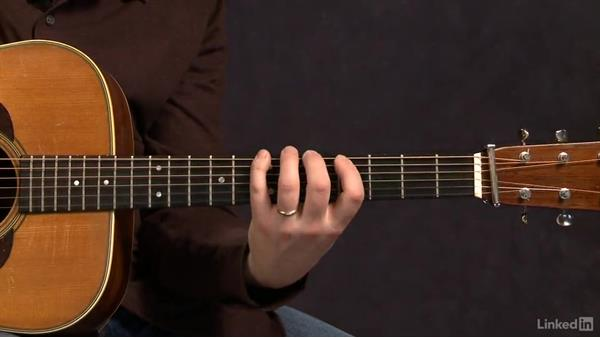 Opening Up the Fretboard - Part 2: Acoustic Guitar Lessons with Bryan Sutton: 3 Rhythm and Voicings