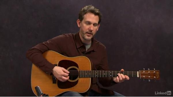 Three Shape - Exercise 1: Acoustic Guitar Lessons with Bryan Sutton: 3 Rhythm and Voicings