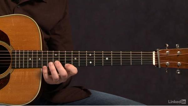 Three Shape - Exercise 2: Acoustic Guitar Lessons with Bryan Sutton: 3 Rhythm and Voicings