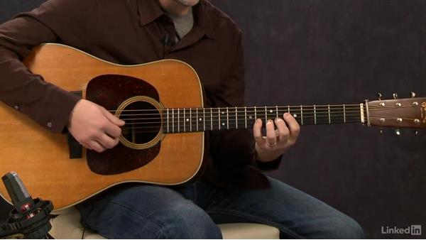Major Scales: Up the Neck - Key of G: Acoustic Guitar Lessons with Bryan Sutton: 3 Rhythm and Voicings