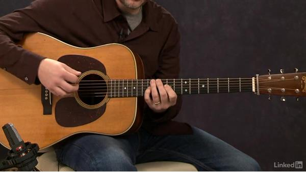 Major Scales: Up the Neck - Key of C: Acoustic Guitar Lessons with Bryan Sutton: 3 Rhythm and Voicings