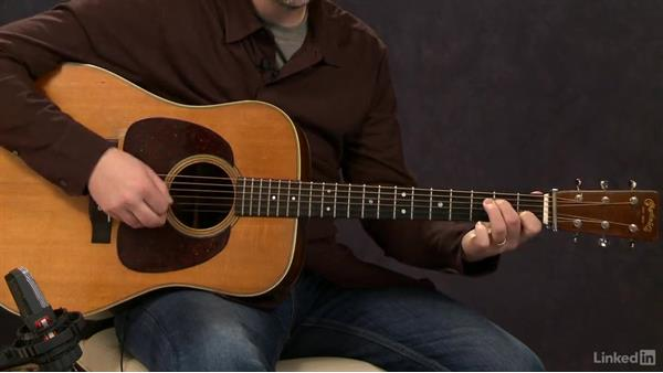 Crosspicking: Part 2: Acoustic Guitar Lessons with Bryan Sutton: 4 Feel and Crosspicking