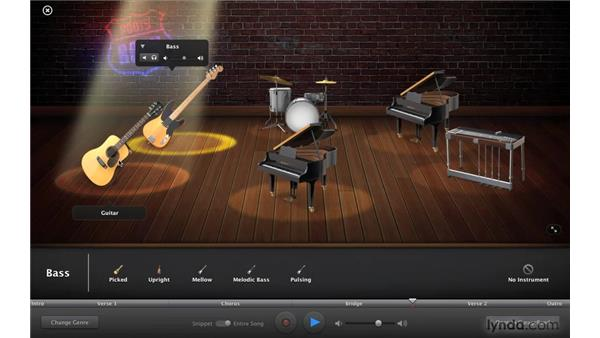 Mixing your band: GarageBand '09 Essential Training