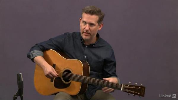 """Blackberry Blossom"" (intermediate): Analysis: Acoustic Guitar Lessons with Bryan Sutton: 4 Feel and Crosspicking"