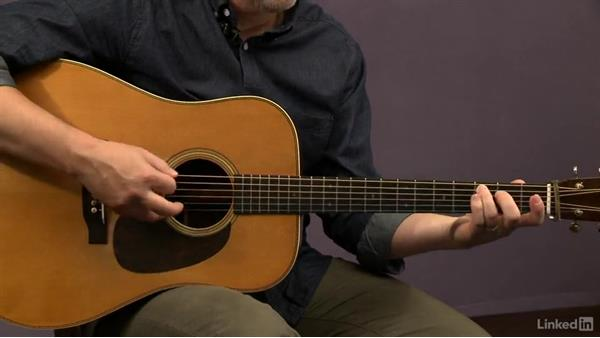 """""""Blackberry Blossom"""" (intermediate): Performance 85 BPM: Acoustic Guitar Lessons with Bryan Sutton: 4 Feel and Crosspicking"""
