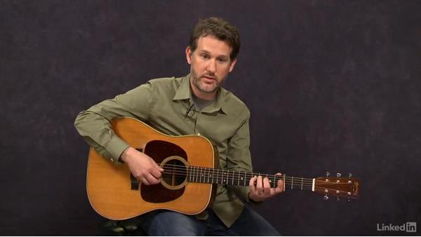 """Daley's Reel"" (intermediate): Part 1: Acoustic Guitar Lessons with Bryan Sutton: 4 Feel and Crosspicking"