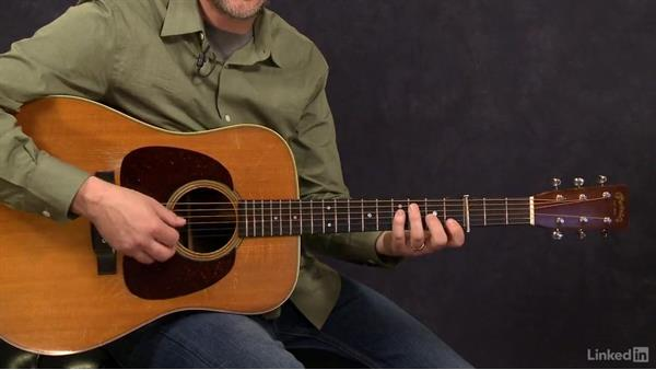 """""""Daley's Reel"""" (intermediate): Part 2: Acoustic Guitar Lessons with Bryan Sutton: 4 Feel and Crosspicking"""